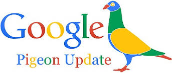 google pidgeon update