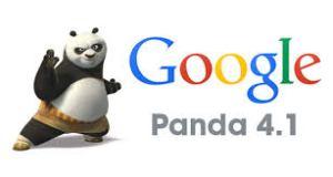 google panda 4.1